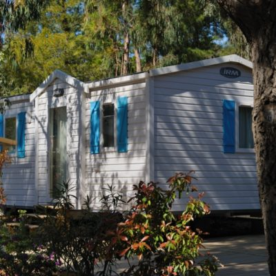 'Classique' mobile home - 2 rooms 4/6 guests