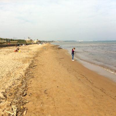 La Bergerie beach