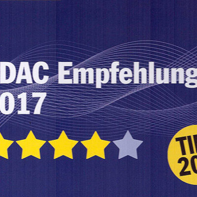 ADAC Camping Guide: top marks for our campsite!