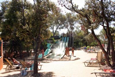 Bormes-les-Mimosas Water park Swimming Games Holidays