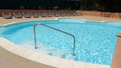 Hyères Beaches Heated pools Children's paddling pool Aquatic complex
