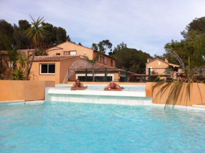 Camping Beach Heated pool Holidays Relaxation