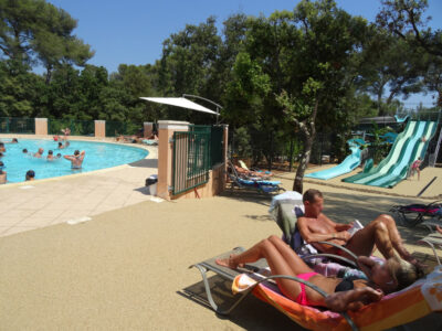 Camping French Riviera Water park Heated swimming pools Transat Relaxation Holidays