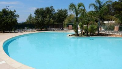South of France Weekend Heated pool
