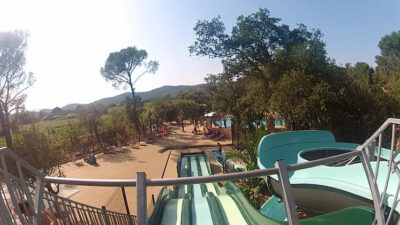 Camping Water slide Water games Heated swimming pools Family holidays
