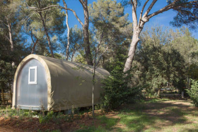 Holiday with friends – Campsite in Provence Cheap Nature