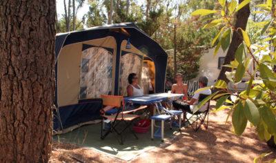Four-star campsite - all comfort - Côte d'Azur rentals