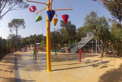 Camping Water park Water games Waterslides Children's holidays Family