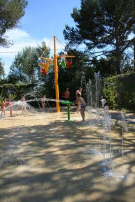 Camping Water slides Water games Children holidays
