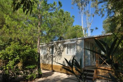 Camping - mobile home VIP rental - air-conditioned