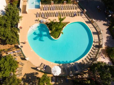 La-Londe-les-Maures Water park Heated pool