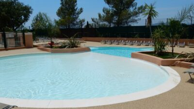 Hyères Beach Swimming pool Relaxation Quiet