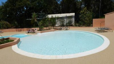 Camping Heated swimming pool Solarium Relaxation Spa