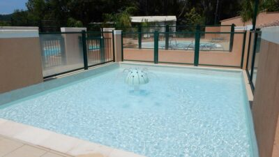 Heated paddling pool Holidays Children Family Water games