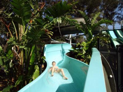 Water park Water slide Water games Children holidays