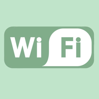 WIFI at the campsite