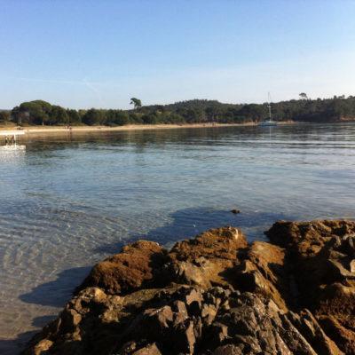 Léoube Beach
