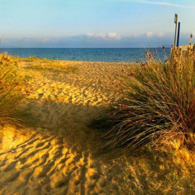 Salins beachs (Hyères)