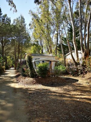 South of France Cheap Mobile home Holiday