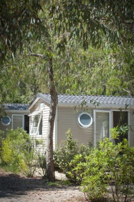 4-star campsite Hyères - Riviera - mobile home