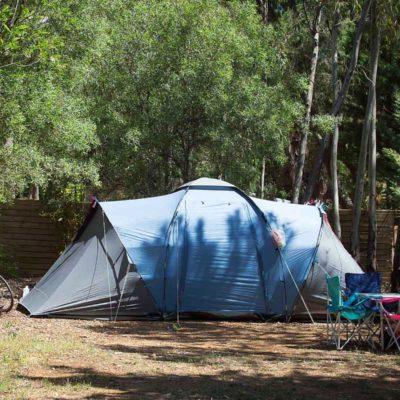 Low-cost Confort Small Pitches  - Tents, Caravans & Camper Vans