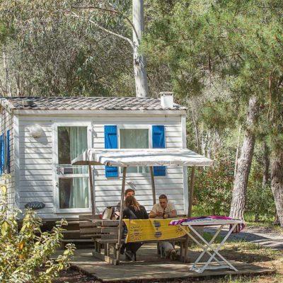 Classique mobile home