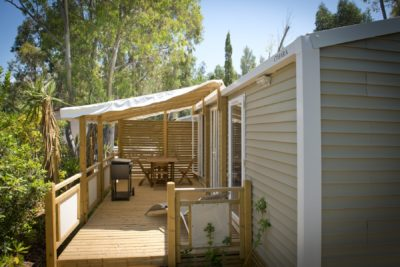 Rental Campsite Mobile home South France Beaches Luxury