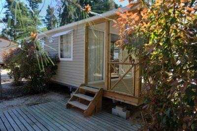 Family campsite Mobile home Premium Provence