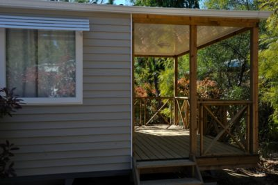 Islands Hyères Campsite Mobile home Comfort