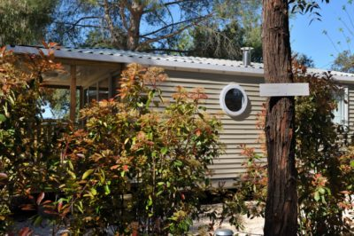 Campsite South of France – Mobile home for holiday in Nature