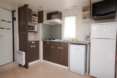 Rental Mobile home Luxury Seaside