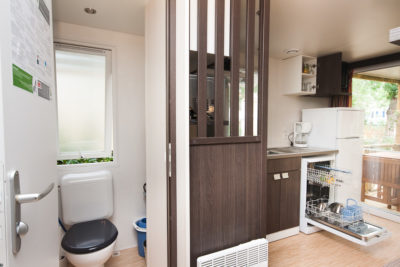 Rental Mobile home Premium Provence Equipped