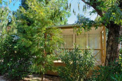 Campsite Natural Outstanding Bungalow Premium