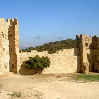 Hyères castle