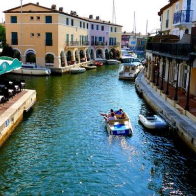 Port Grimaud : The Mediterranean Venice!