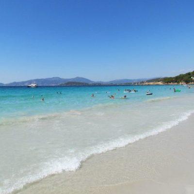 Silver beach (plage d'Argent - Porquerolles)