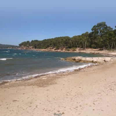 Sainte-Asile beach (St Mandrier)