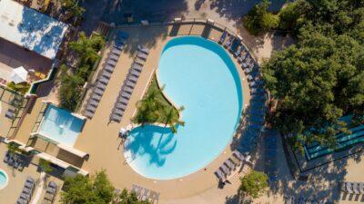 Aquatic area Heated pools Water slides Holidays