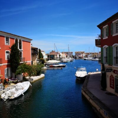 Port Grimaud : The Mediterranean Venice!