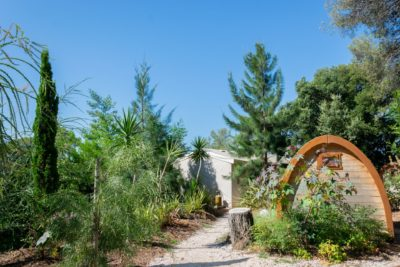 Nature campsite for 10 people in Hyères – Low price