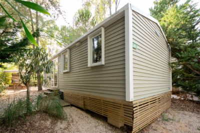 camping mobile home low cost holiday