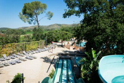 Bormes-les-Mimosas Water park Water games Holidays