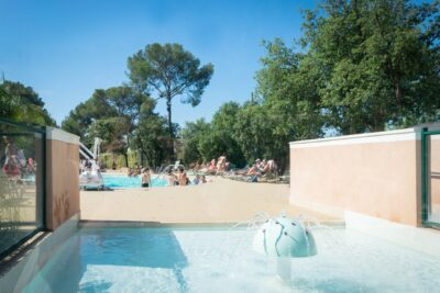 South France Heated pool Heated paddling pool Children Holidays