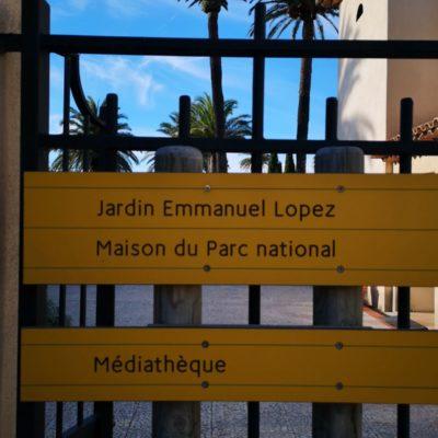 Jardin Emmanuel Lopez - Porquerolles