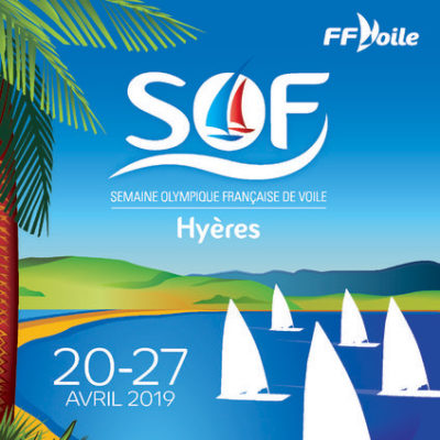 The SOF (in french) or FOW (French Olympic Week) in Hyères-les-Palmiers