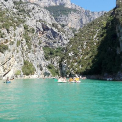 The Verdon Canyon
