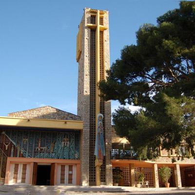 Notre Dame de Consolation in Hyères