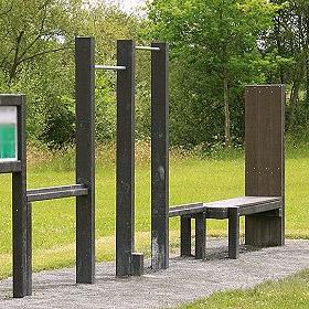 Borrels Fitness Trail (Crapa des Borrels) - Hyères