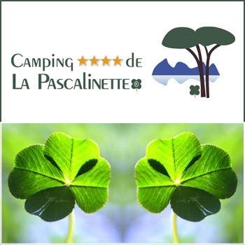 The campsite logo