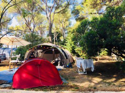 Campsite water park - pitches Premium Provence